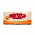 CAMAY Мыло туалетное Creme and Apricot 90г