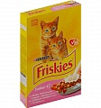 FRISKIES JUNIOR Д/Котят Курица, Морковь, Молоко 400гр