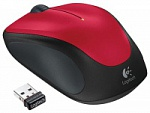 Мышь Logitech M235 Wireless Mouse red USB NEW (10/700)